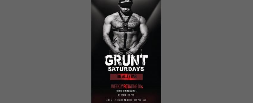 Grunt Saturdays