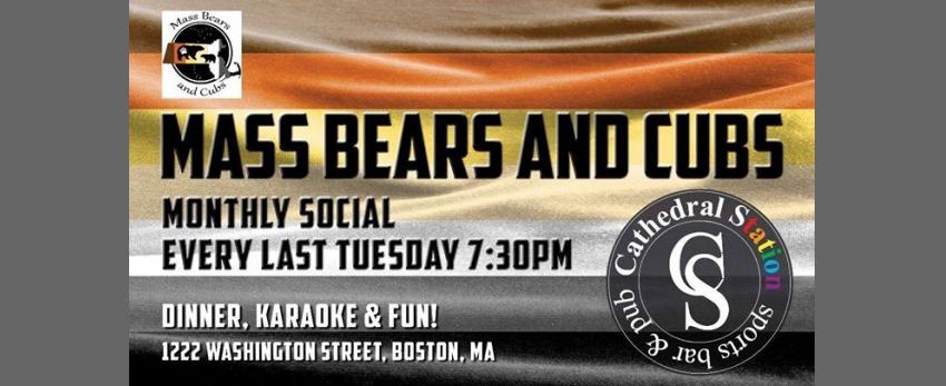 Mass Bears and Cubs Social
