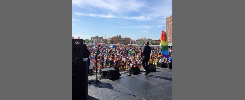 Jersey Pride - NJs 29th Annual Statewide LGBTQ Pride Festival