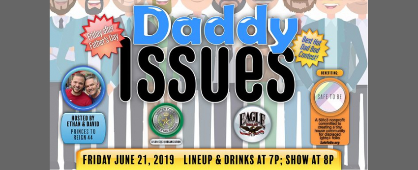 UCLSE presents Daddy Issues