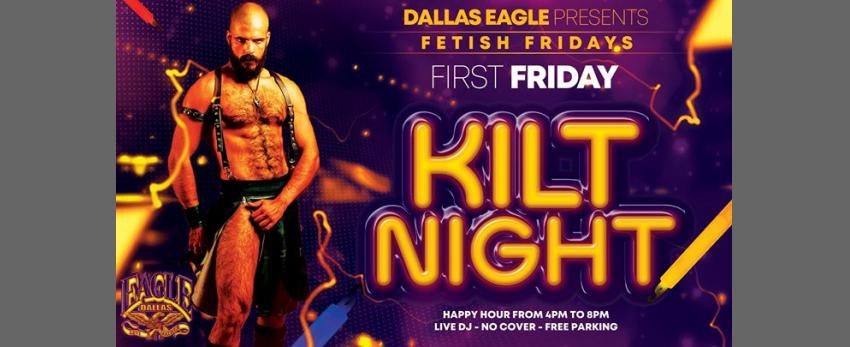 Fetish Fridays - Kilt Night