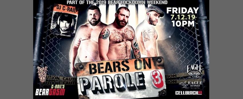 C-Rail's Beargasm: Bears on Parole 3