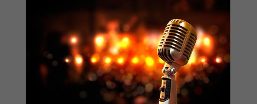 Karaoke Night with Joel Leggett