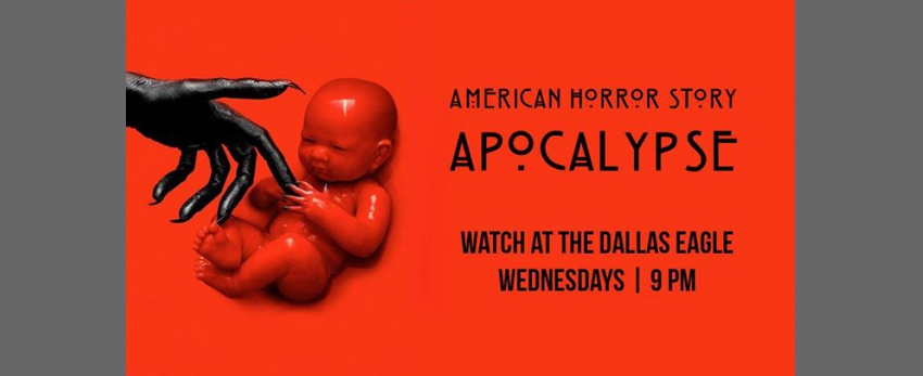 American Horror Story Apocalypse Night