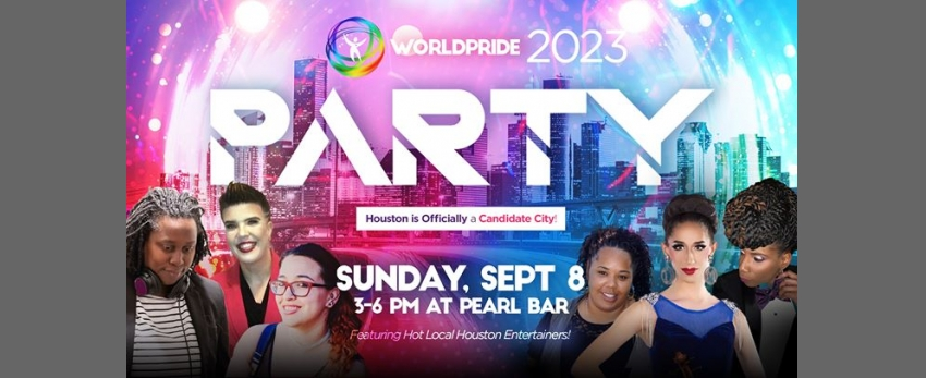 WorldPride 2023 Party!