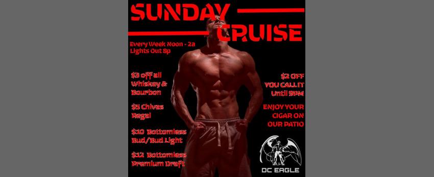 Sunday Cruise - Every Week at DC Eagle