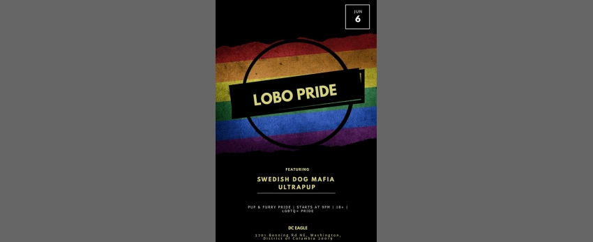 LOBO Furry & Pup Pride 2020