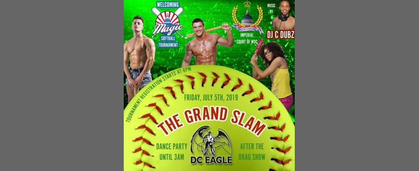 The Grand Slam - Chesapeake & Potomac Softball League's MAGIC Tourname