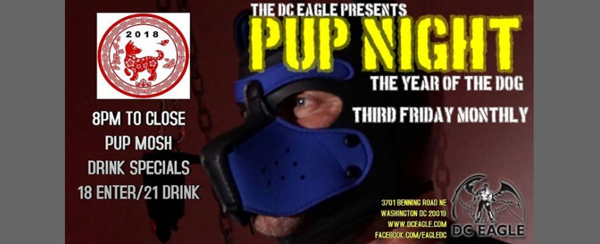 DC Eagle's Pup Night