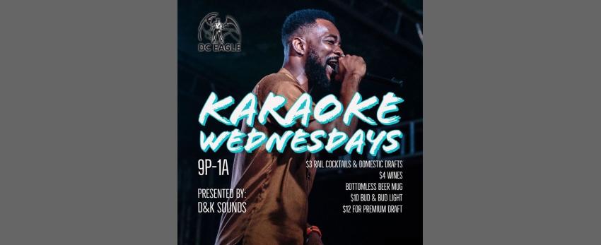 Karaoke at DC Eagle