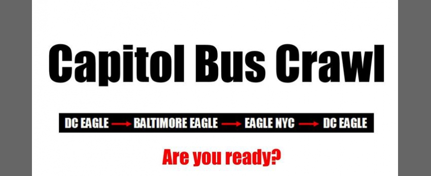 Capitol Bus Crawl