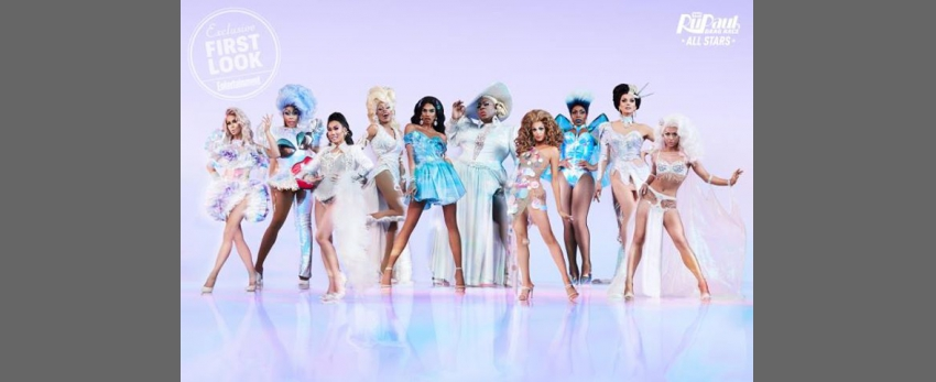 Watch Party - RuPaul's Drag Race All Stars 4