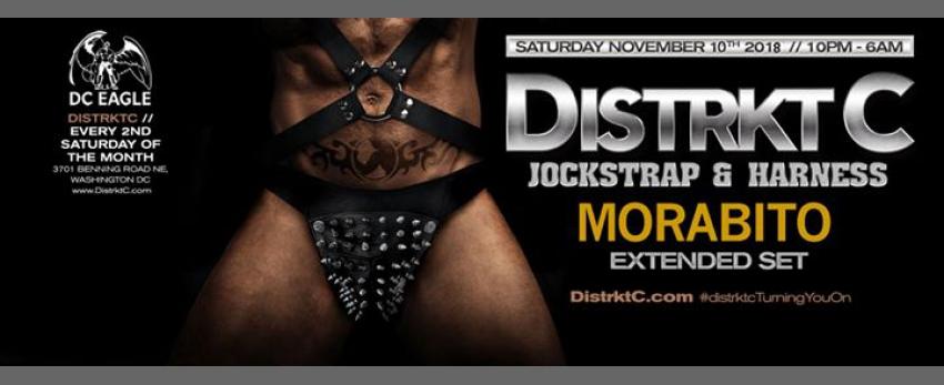 Distrkt C - Jockstrap & Harness Night