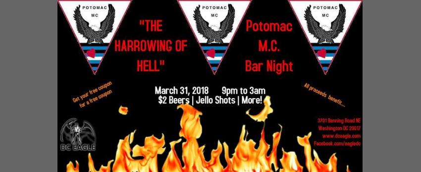 Potomac MC Bar Night