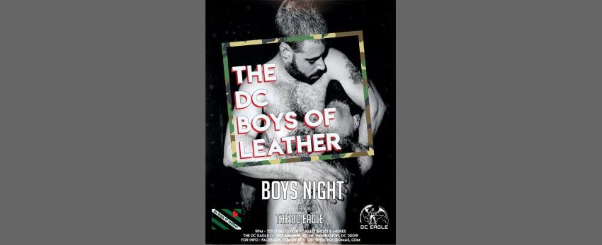 DC boys of Leather Club Bar Night
