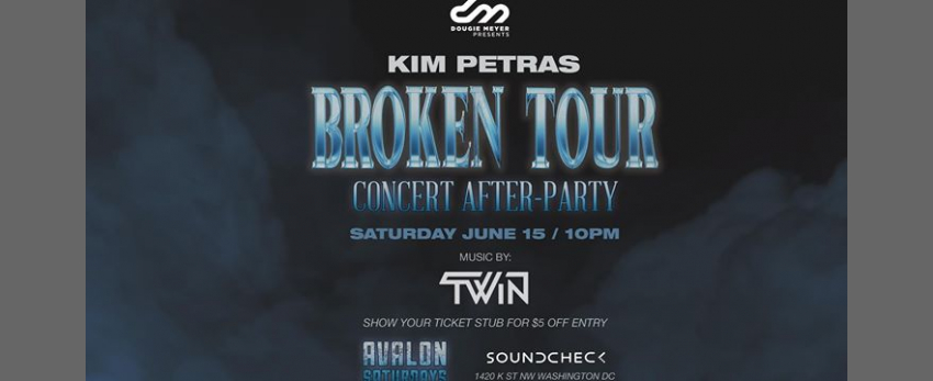 Avalon Saturdays - Kim Petras Concert After-Party w/ TWiN