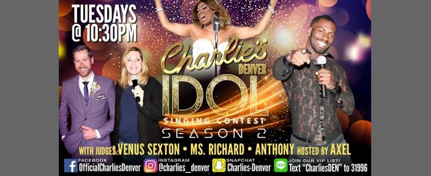 Charlie's Idol