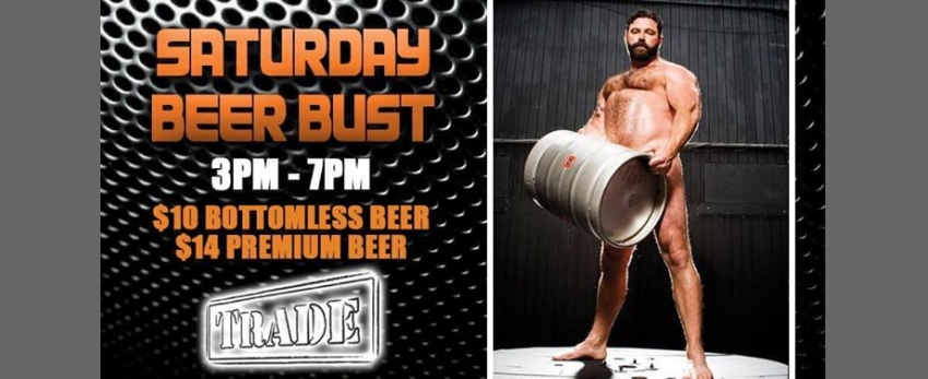 Saturday Beer Bust : Fighting Squirrels