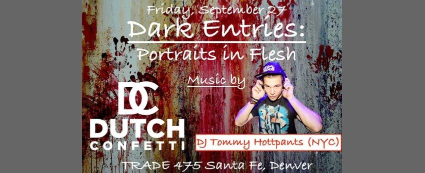Dark Entries : Portraits in Flesh