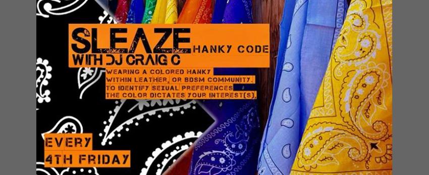 Sleaze: Hanky Code