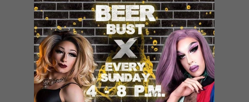 Beer Bust Sundays
