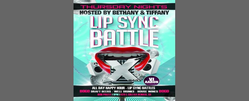 Lip Sync Thursdays