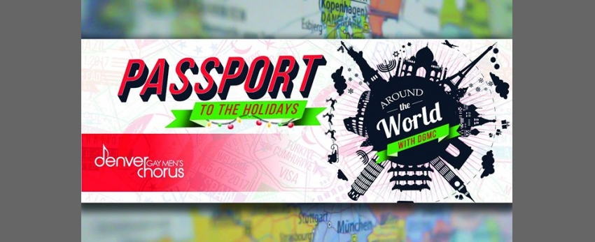 Passport to the Holidays: Around the World with DGMC