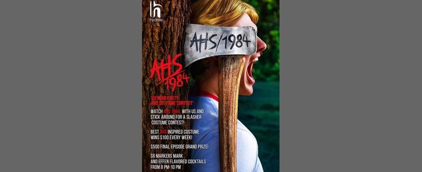 AHS 1984 Costume Contest