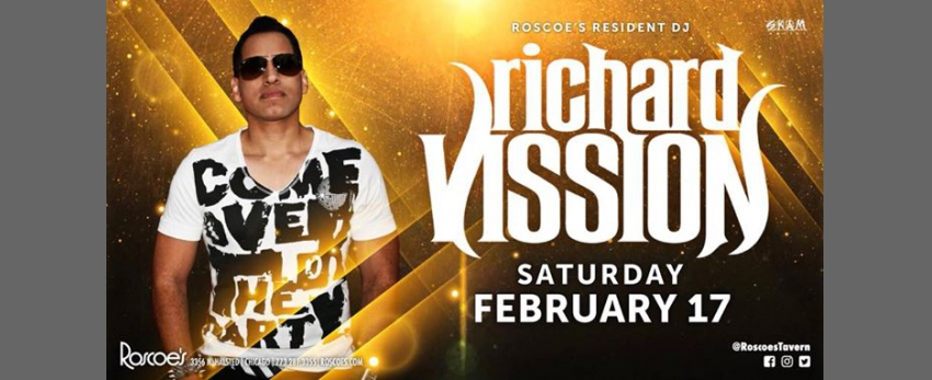 Richard Vission LIVE!