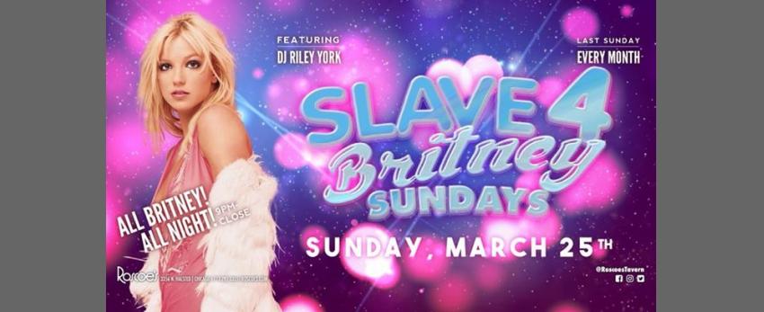 Slave 4 Britney Sundays!