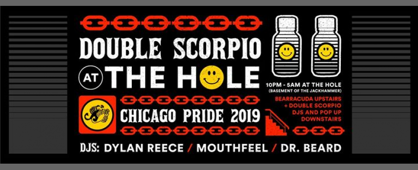 Double Scorpio at The Hole