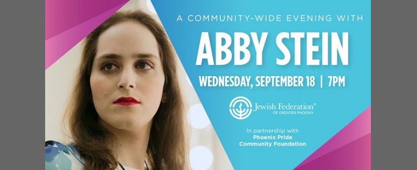 An Evening with Abby Stein