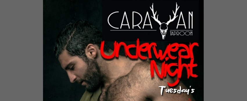 New Undies Night w/ Dorian & Richie at Caravan
