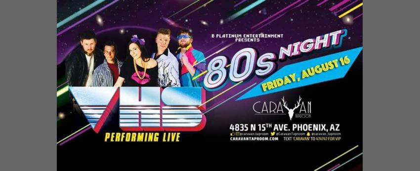 VHS Performing LIVE at Caravan