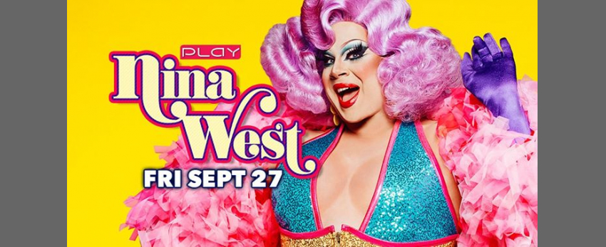 Rescheduled: Nina West