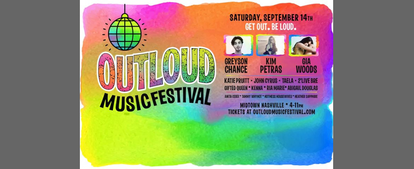 Outloud Music Festival