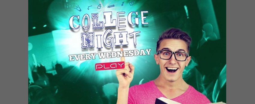 College Night: Every Wednesday