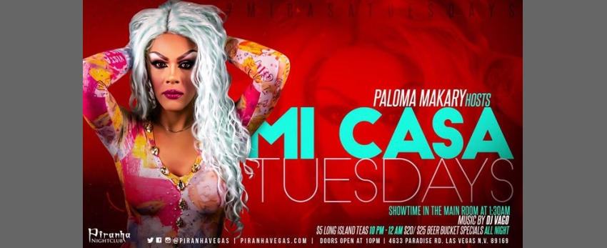 Mi Casa Tuesdays