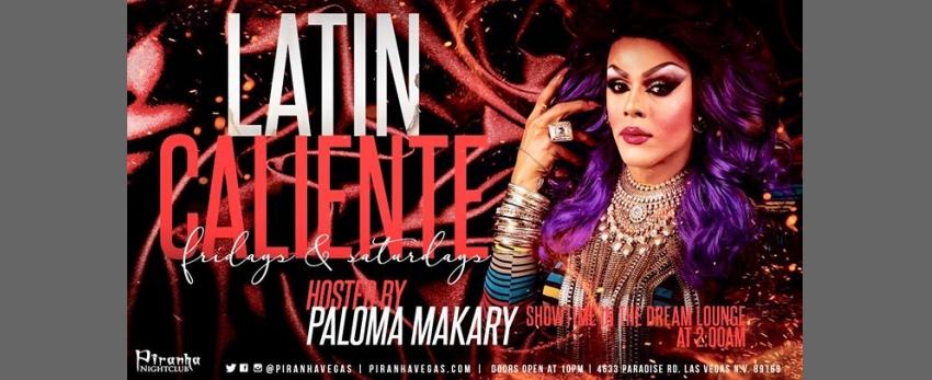 Saturday Latin Caliente