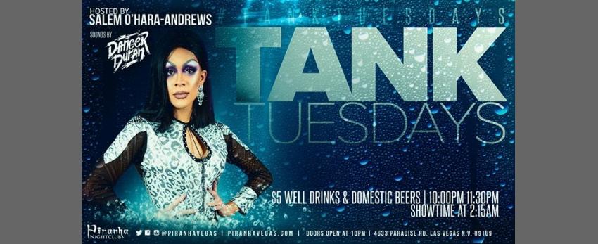 Tank Tuesdays
