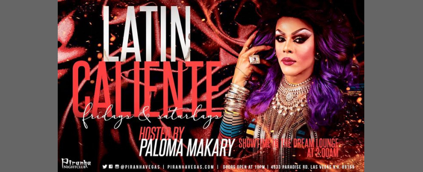 Friday Latin Caliente