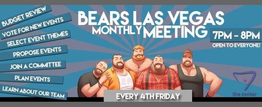 Bears Las Vegas Update Meeting