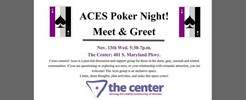 Aces! Asexual Meet & Greet