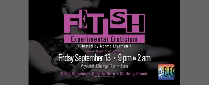 Experimental Eroticism