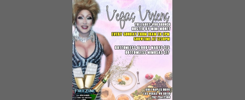 Vegas Vixens - The Ladies who Brunch