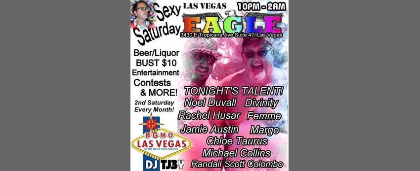 BGMO Las Vegas Sexy Saturday