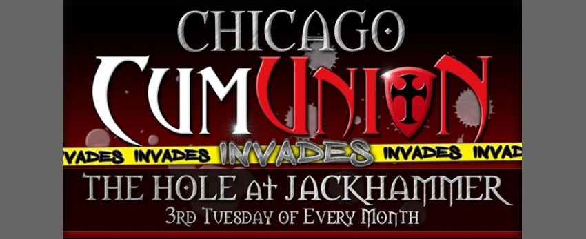 CumUnion Invades The Hole at Jackhammer