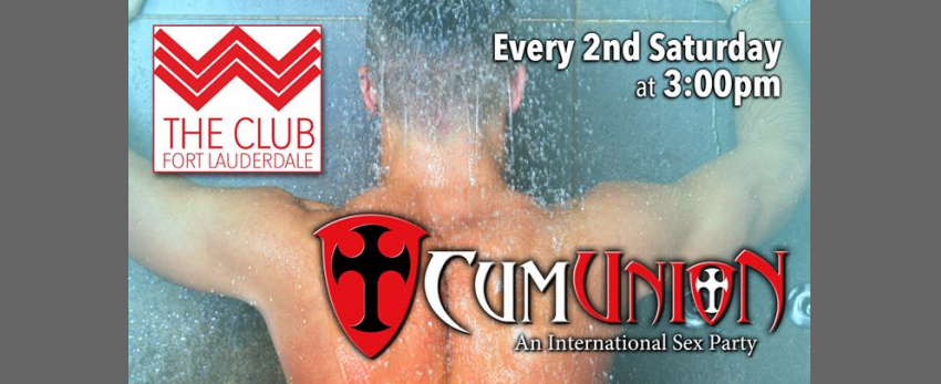 CumUnion at Club Ft. Lauderdale