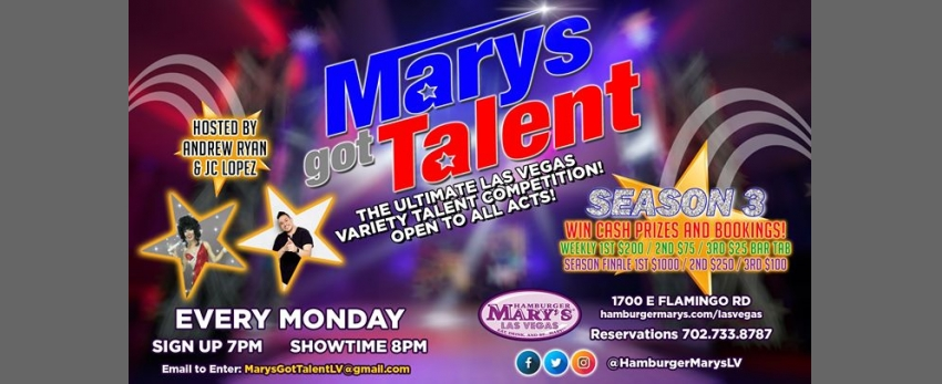 Mary's Got Talent - Season 3