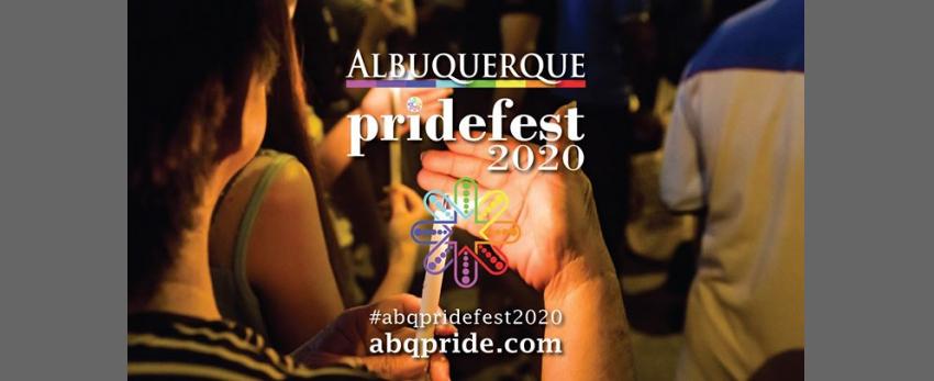Albuquerque Pride Candlelight Vigil